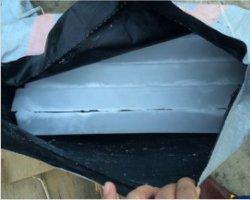 Fushun cera de parafina en talla para la industria usa