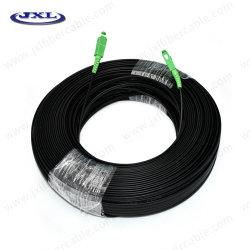 Cabo Patch de fibra APC ficha tipo usar cabos de fibra FTTH para comunicação