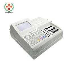 Sy-B032 Ce Laboratorio de cuatro canales con pantalla táctil de la coagulación sanguínea Analyzer