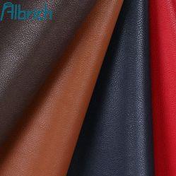 أحذية ذات جلد PVC سفلي من الألياف الفائقة 1.3مم حقائب جلدية الملابس حقائب اليد تقليد الجلد المخملية من القطن والجلد PVC