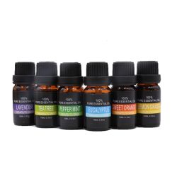 100% vegetal puro Water-Soluble Natural Grau Therpeutic difusor de aroma e o humidificador Óleos essenciais