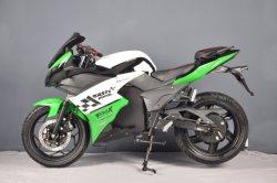 Fabricant de deux roues personnalisé 72V20ah haut prix de Long Range Electric Motorcycle Mz-120
