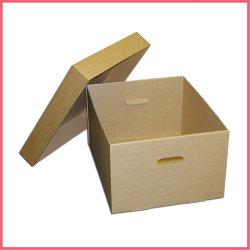 習慣によって印刷されるペーパーオフィスは収納箱を文書化する