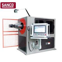 5 المحور ثلاثي الأبعاد تلقائي بالكامل CNC الفولاذ الأسلاك آلة الانحناء السعر