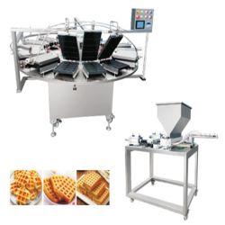 Kh-15 Автоматическая мягкий Вафельницы; бумагоделательной машины для приготовления вафель