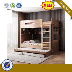 Muebles de la venta de niños caliente madera maciza y MDF literas para niños Cama