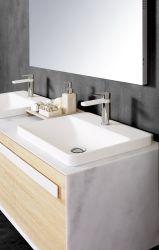 Tocador de madera Bss cuarto de baño Cuarto de baño de Pared Ware