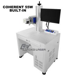 20W 30W 70W CO2 Laser-Markierungs-Maschine für hölzernen Bambusplastik