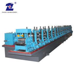 Patente de design em aço carbono de alta qualidade plaina do trilho guia do elevador máquina de formação do Rolo de frio