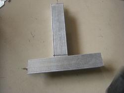 T-Griglie per la scheda delle lana di scorie