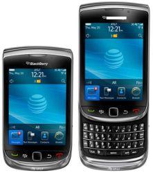 Schwarzes 4GB der Bleckberri Fackel-9800 (freigesetzt) schnell versendendes Smartphone