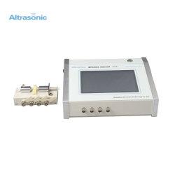 Ultrasone impedantieanalyse meetinstrument 500 kHz-1 MHz met LCD-scherm voor Ultrasone transducer of frequentiecontrole