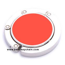 Promoção a dobragem forma redonda Dobrável e Bolsa de Metais cabide (BK31705)