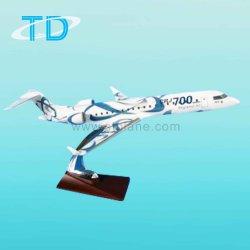 Crj-700 Producto modelo de avión aviones resina