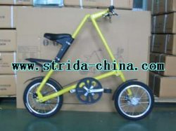 Strid bicicleta plegable (SB003)