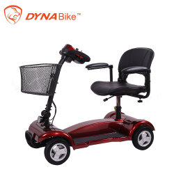 250W Folding Mobility Scooter Power Electric Wheelchair