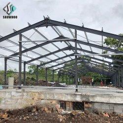 Stahlkonstruktion-Geflügelfarm für 10000 Huhn-Steuerhalle