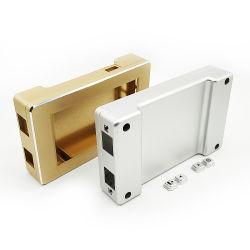 Precision Алюминий/латунной или нержавеющая сталь малых фрезерования аэрокосмических ЧПУ для обработки Shell