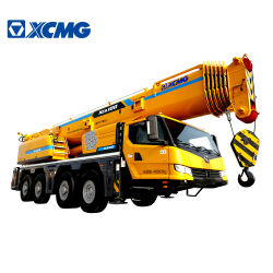 XCMGの起重機100トンすべての地勢クレーンXca100
