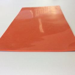 Strato industriale della gomma di silicone della FDA dello strato di gomma elastico ultrasottile molle di resilienza