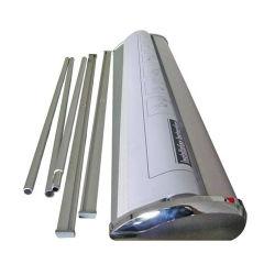 Gute Aluminium die Qualität des Modell-18 rollen oben Fahnen-Standplatz