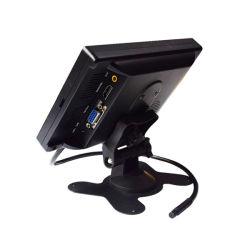 7 인치 탁상용 모니터 HDMI VGA AV 공용영역 차 감시 모니터