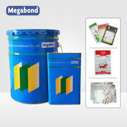 Retortbestendig Ladhesive op basis van oplosmiddelen voor flexibele verpakking