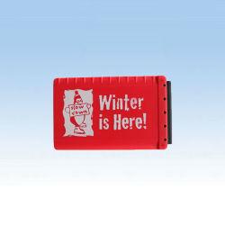 De promotie Mini Vierkante Plastic Schraper van het Ijs (CN2101)