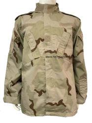 Bleu marine Les vêtements de seconde génération Style Acu Ribstop garde de sécurité uniforme de camouflage militaire uniforme