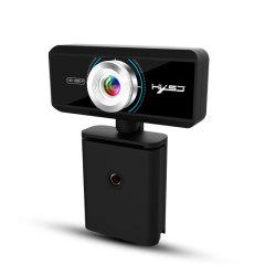 1080P 수동 집중시키는 컴퓨터 사진기 헤드 360 정도 돌릴수 있는 영상 회의 사진기 온라인 종류 생방송