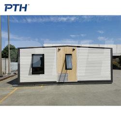 PTH® Putian Hot 8h Quick Assembly geprefabriceerde Smart House Granny Huis met hoge kwaliteit (Prefab -X)