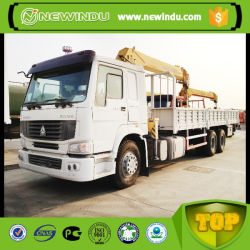 6.3Ton Newindu Brand New monté sur camion grue Sq6.3zk2q pour la vente