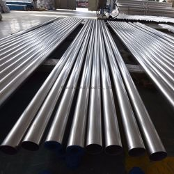 O SUS304, 0Cr18Ni9 (0Cr19Ni9), 06Cr19Ni9, S30408 Tubos de Aço Inoxidável/costura
