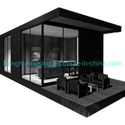 20/40FTの可動装置の贅沢なプレハブの鋼鉄Sturctureの容器のホームモジュラープレハブの移動可能な別荘の容器の家