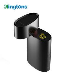 Erba asciutta ovale del nuovo vaporizzatore di erbe di arrivo di Kingtons