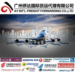 Envío de aire procedente de China Toel Salvador por los servicios de mensajería urgente