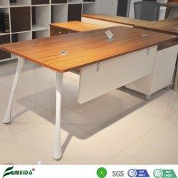 En forme de l'ordinateur de table en bois économique bon marché Bureau
