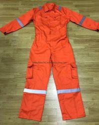 65% полиэстера 35% хлопка мужчин Workwear безопасность рабочей одежды