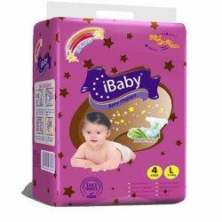 OEM PE van de Fabriek de Goedkope Beschikbare Luiers van de Baby van Clothlike Zachte In te ademen