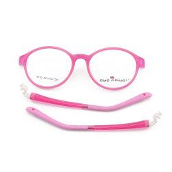 Konzipiert neue Farbe der Form-2019 Eyewear Rahmendie abnehmbaren Tr-weichen optischen Brillen, die für Kinder bequem sind