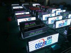 4G WiFi táxi publicidade LED Display LED superior