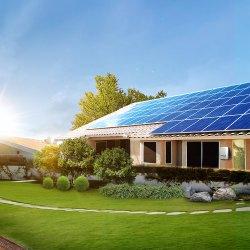 Top-Leading 20KW Hybrid дома или коммерческого использования солнечной системы хранения данных система питания
