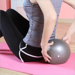 Ballen van de Yoga van pvc van de Oefening van de Gift van de bevordering de Antislip Mini voor Kinderen