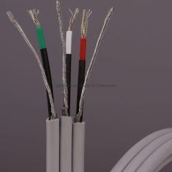 3 cabo de ECG para cabo de ECG do monitor de ECG do paciente