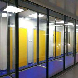 Verre de gradation pour salle blanche de commutation intelligente Windows avec la fonction de protection de la vie privée