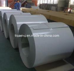 Matériau de construction galvanisation à chaud Colorplus Zincal Zincalum bobines en acier