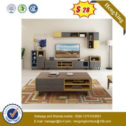 Porte en bois de haute qualité Fashion mélamine Table Meubles de couleur unie (HX-CT0018)