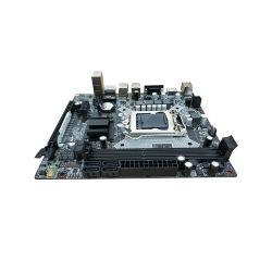 H61 1155 системной платы H61 в корпусе LGA1155 DDR3 /1600/1333/1066 поддерживают процессоры Intel i3, I5, I7