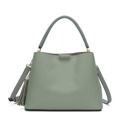 Schulter-Beuteltote-Handtaschen der Form Soem-ODM-PU Dame-Women Handbag Leather