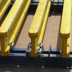 Construção de contraplacado de viga de madeira H20 com comprimento diferente